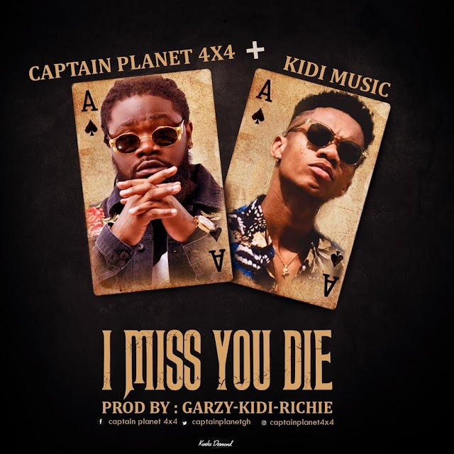 Captain Panet - I Mess You Die Ft. Kidi (Prod. By Garzy, Kidi & Richie)