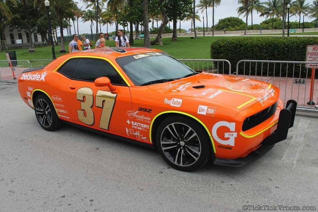 2014 Gumball 3000 Miami 2 Ibiza Ocean Drive 7965