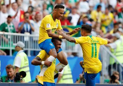 Les poules de la Copa America sont connues : la Seleçao bien lotie