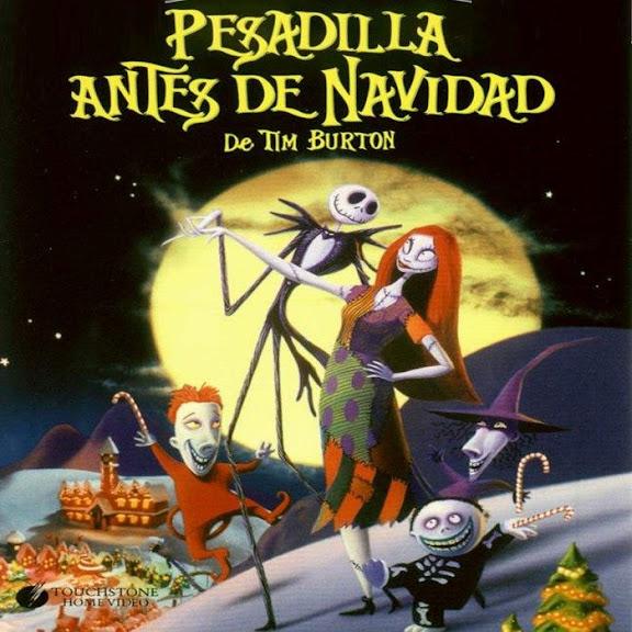 Pesadilla antes de Navidad, una de las películas más exitosas de Tim Burton