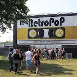 Retropop 2016 Bezoekers Deel 1