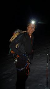 Objectif Mont Pelvoux 3946m, via Col Est du Pelvoux