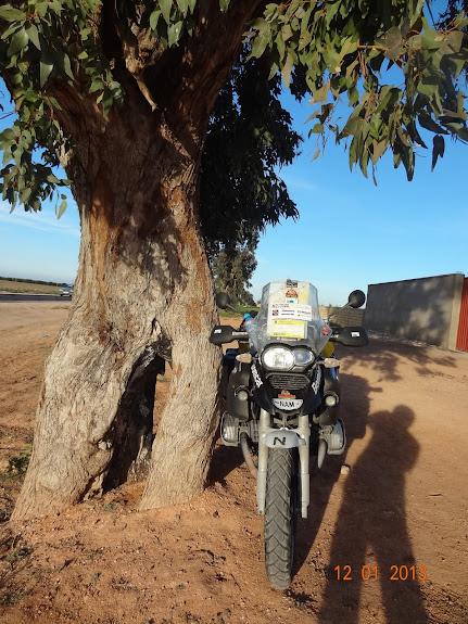 Marrocos e Mauritãnia a Queimar Pneu e Gasolina - Página 2 DSC05522