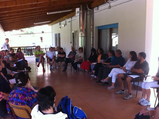 Campo famiglie parrocchiale 2012