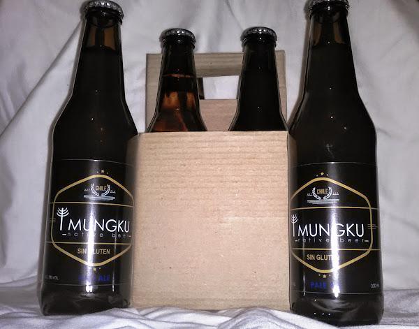 Jóvenes emprendedores crean la primera cerveza chilena sin gluten