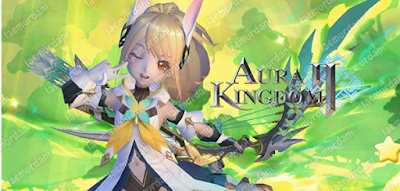 Game RPG Terseru Aura Kingdom 2