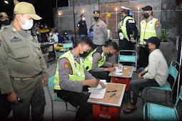 Operasi Yustisi di Sidoarjo, Masih Ditemui Pelanggar Jam Malam