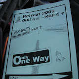 Retret 2009