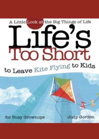 Life's too Short to Leave Kite Flying to Kids By Judy Gordon