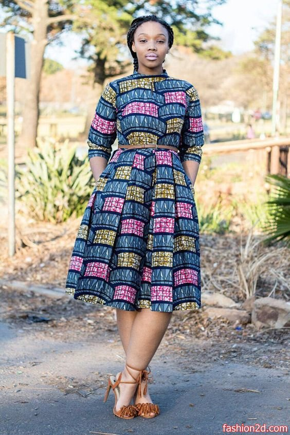 South African Women Outfits Designs 2017 Fashion 2d