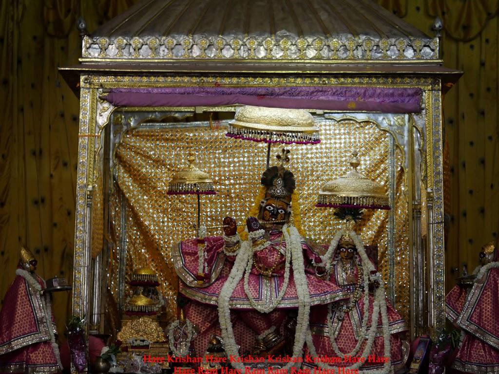 Radha Govind Devji Deity Darshan 30 Mar 2016  (6)