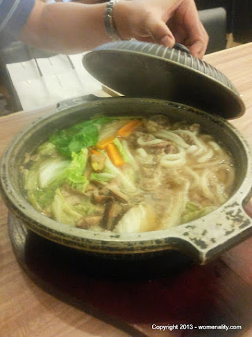 Beef Niki Udon Sumo Sam - The Block - SM North Edsa