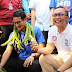 Kunjungi Pasar Tradisional di Subang Sandiaga Uno Disambut Hangat Para Pedagang