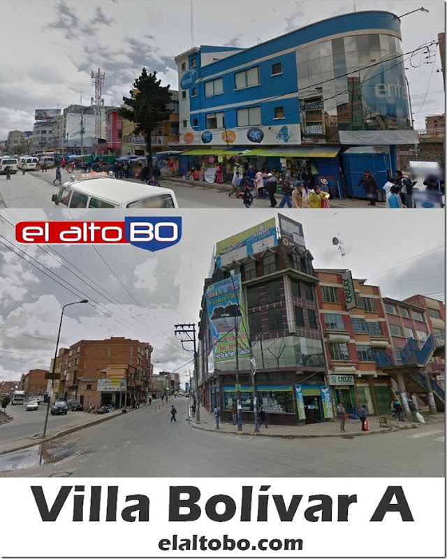 Barrios alteños