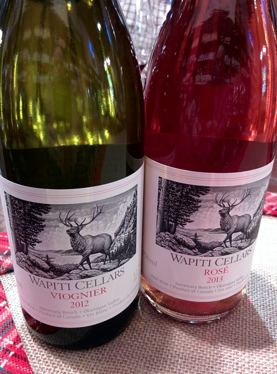 Wapiti Cellars honours the out-of-place elk