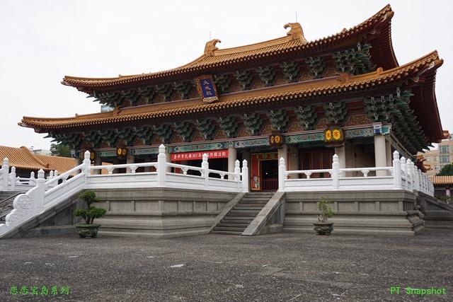 台中孔庙大成殿