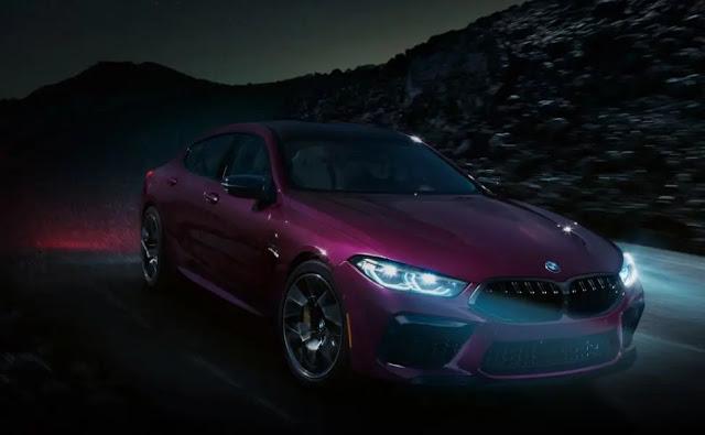 سعر سيارة بي ام دبليو M8 جران كوبيه 2020 BMW M8 Gran Coupe