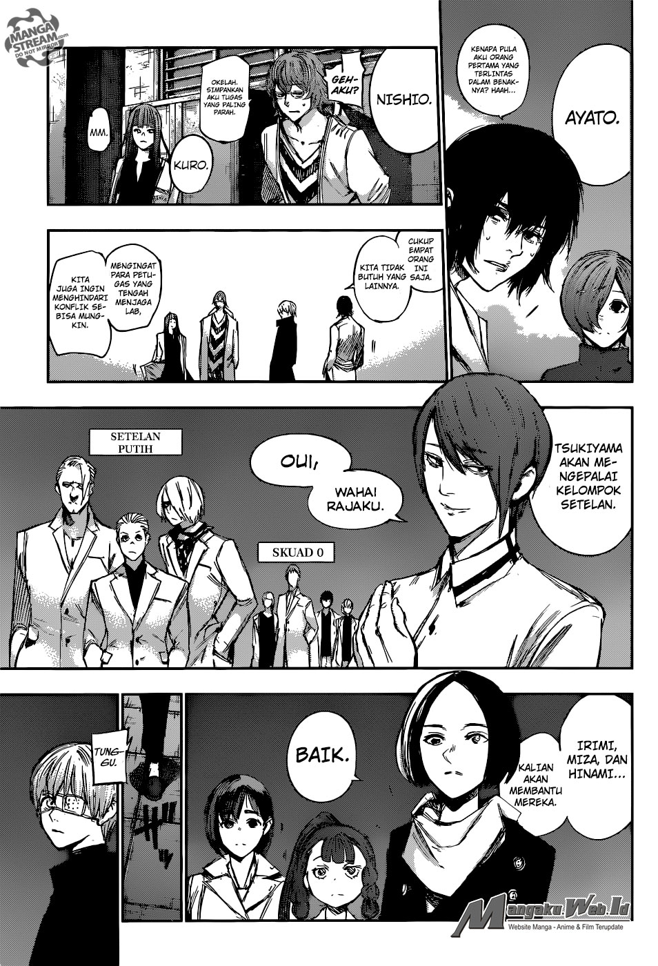 Tokyo Ghoul: Re Chapter 104-14