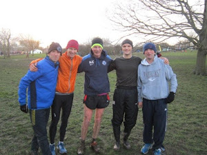 South of England Cross Coutry Championships - 30th January 2016
