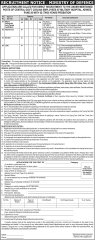Military Hospital Pune Advertisement 2016