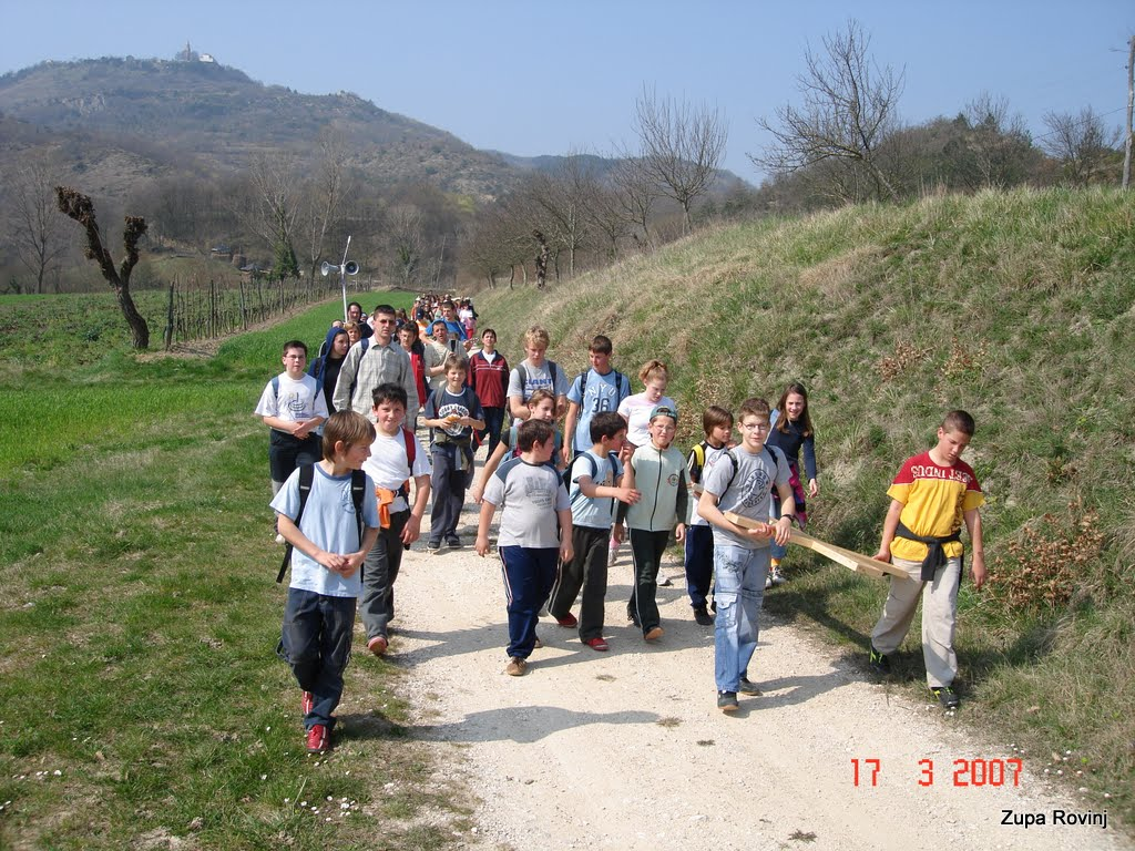 Križni put, Stazom sv. Šimuna, Gračišće - DSC02138.JPG