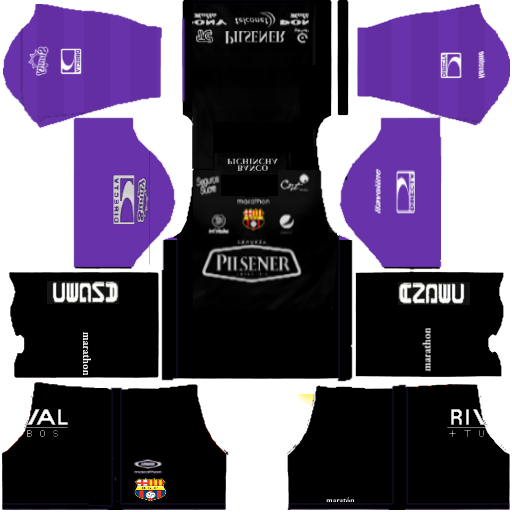 kits barcelona sc 2019 para dream league soccer