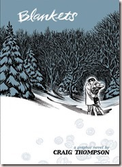 blankets by craig thompson graphic novel memoir
