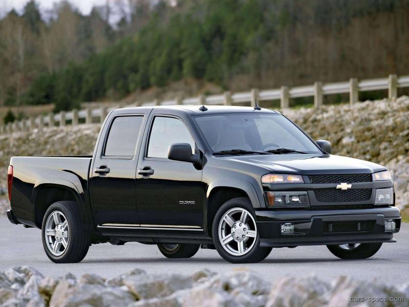 Chevrolet Colorado Ls Crew Cab