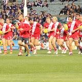 Fremantle v Sydney Round 4 2015