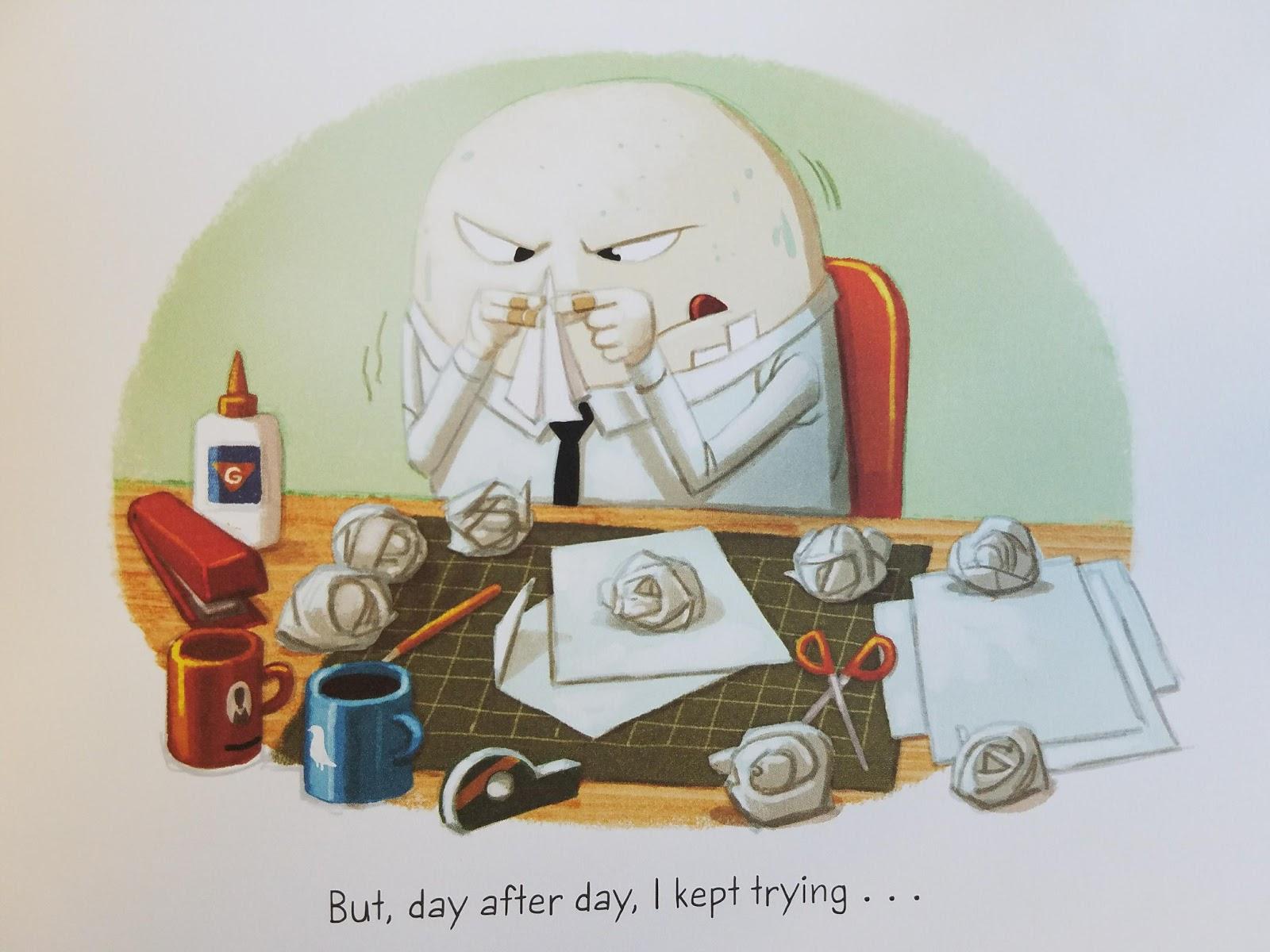 Reederama: ReedALOUD: After the Fall: How Humpty Dumpty Got Back Up Again