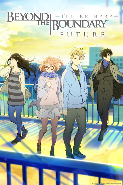 Beyond the Boundary -I'LL BE HERE-: Future