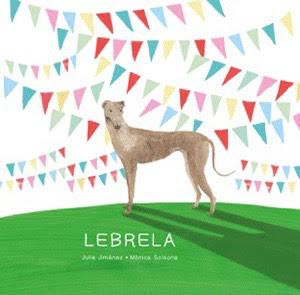 Comprar álbum ilustrado Lebrela