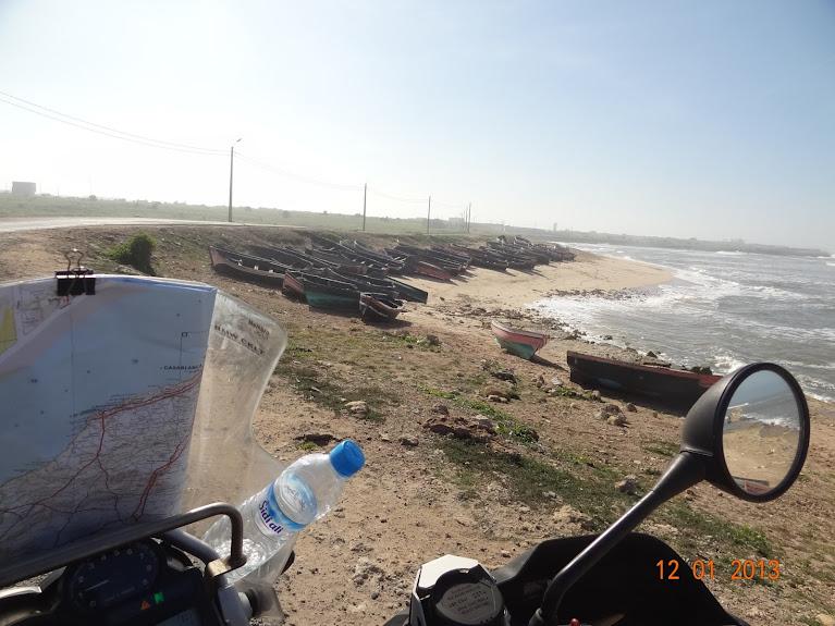 marrocos - Marrocos e Mauritãnia a Queimar Pneu e Gasolina DSC05435