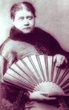 Helena Petrovna Blavatsky Portrait