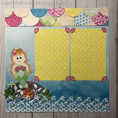Summer Blog Hop - Lisa's Workshop