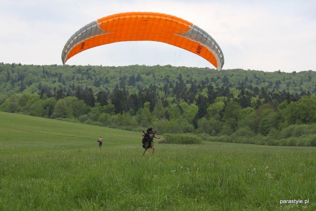 Szkolenia paralotniowe Maj 2012 - IMG_2510.JPG