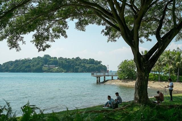 Labrador Park, Singapore