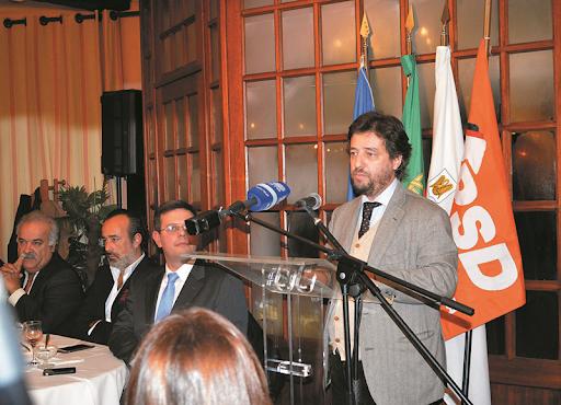 O ministro adjunto e do Desenvolvimento Regional falou sobre fundos comunitários para as empresas (Portugal 2020).