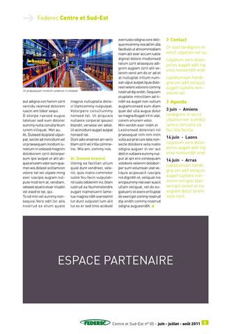 magazine Federec region centre Victoires 03