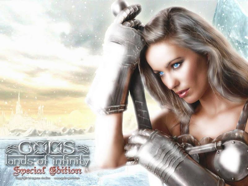 Goddess With Blue Eyes, Warriors 2