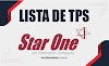 Lista de TPs Star One C2 e C4 70w Atualizada Banda KU