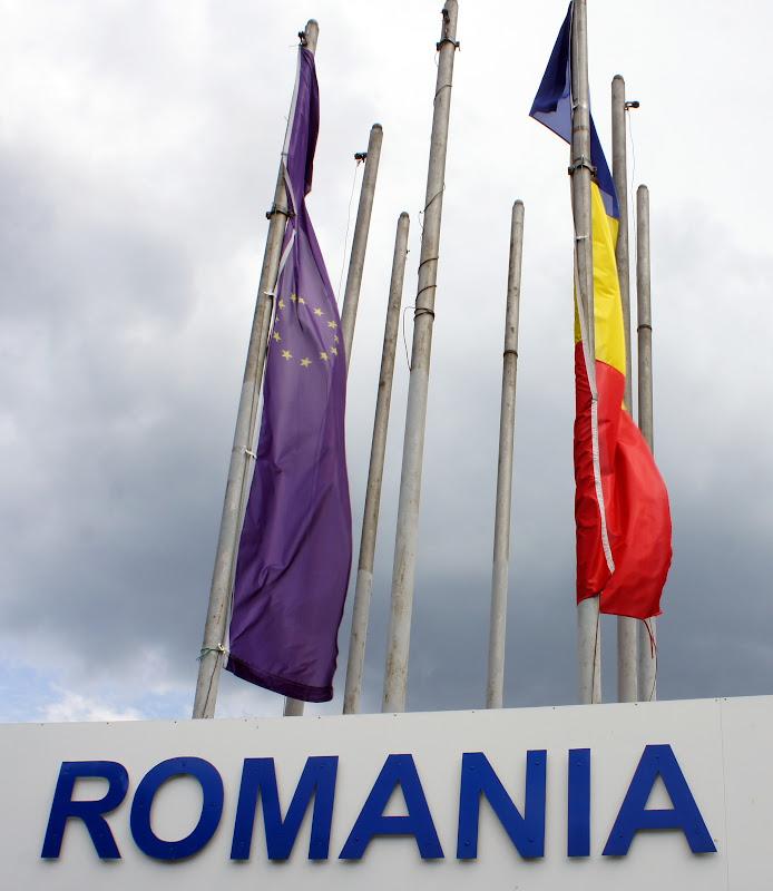 Willkommen in Rümänien