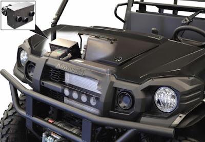 Cab Heater For Kawasaki Mule Pro Series