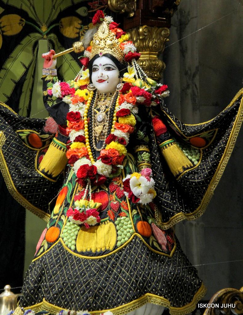 ISKCON Juhu Sringar Deity Darshan on 19th Nov 2016 (16)