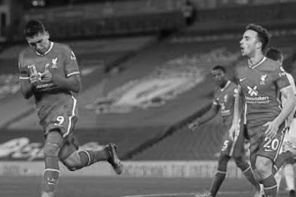 Menang Atas Leicester, Liverpool Pepet Tottenham di Puncak Klasemen