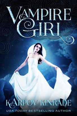 Vampire Girl Book