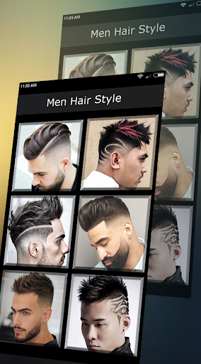 Men hairstyle set my face 2018 2.0 screenshots 1