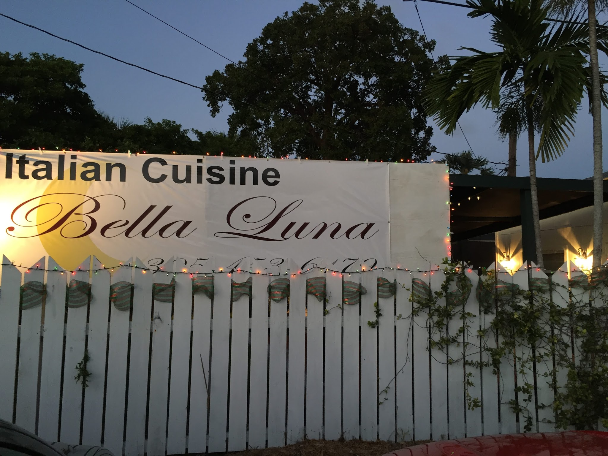 My Neighbor Is The Chef Here Which Made Me Wonder A Bit How Objective I Could Be At New Italian Restaurant On Cudjoe And Like Brian