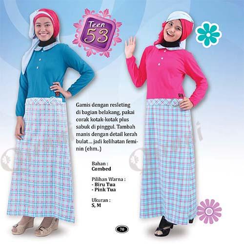 Model Baju Qirani Anak