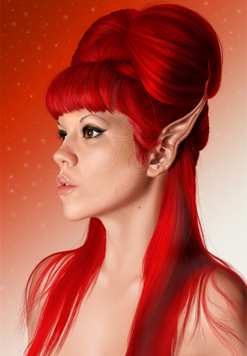 Red Elf, de roes